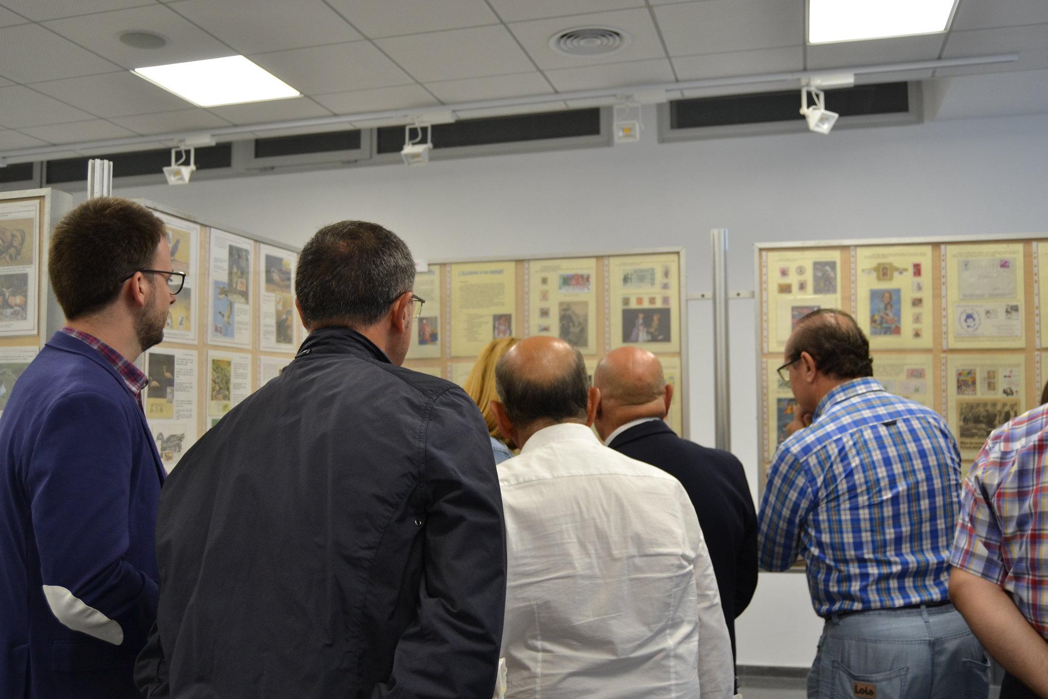 (2018-10-05) - Exposición Filatélica - Inauguración - Diario El Carrer  (48)
