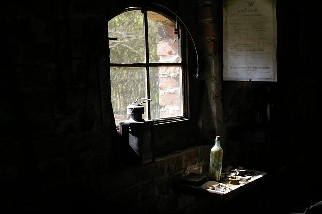 Old workshop, Poland