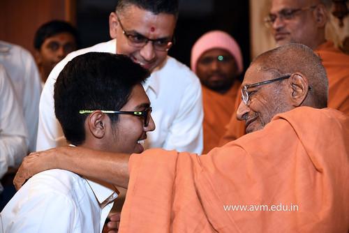 Std-10-11-12-visit-to-Haridham-for-Swamishree's-Blessings-(99) | by Atmiya Vidya Mandir