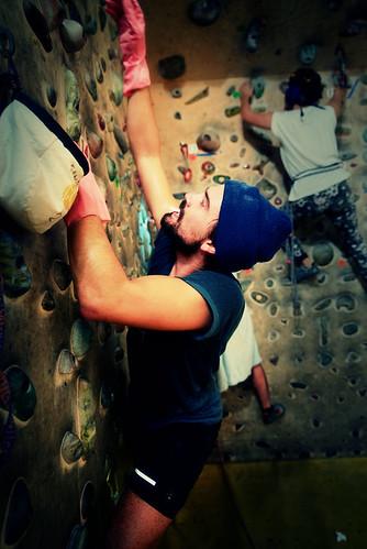 Fantasyclimbing corso di arrampicata il deposito di zio Paperone 22