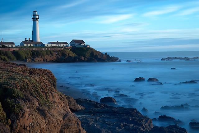 where I use the lighthouse as a grey card