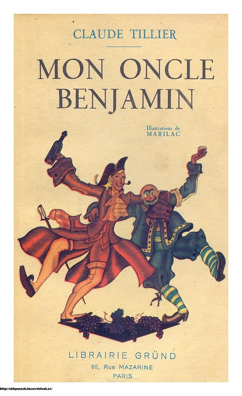 Tillier, Claude - Mon Oncle Benjamin