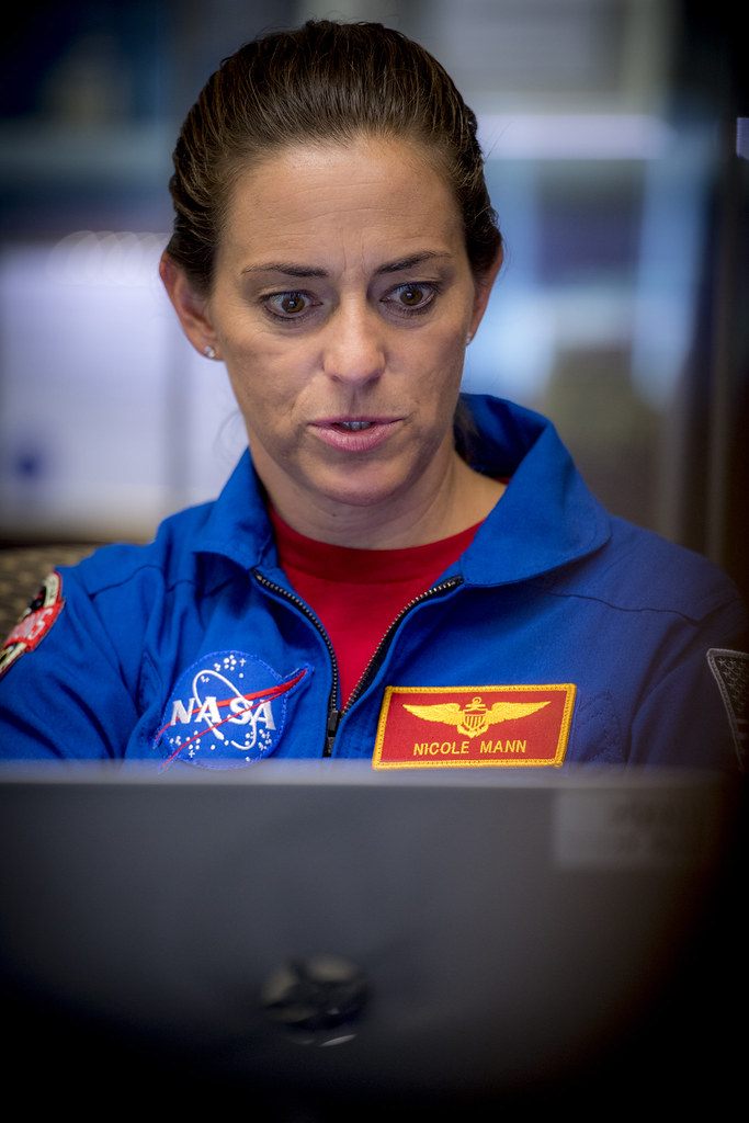 KSC-20180803-PH_BOE01_0004 | NASA astronaut Nicole Mann