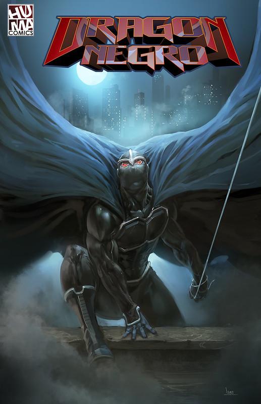 dragón negro 3