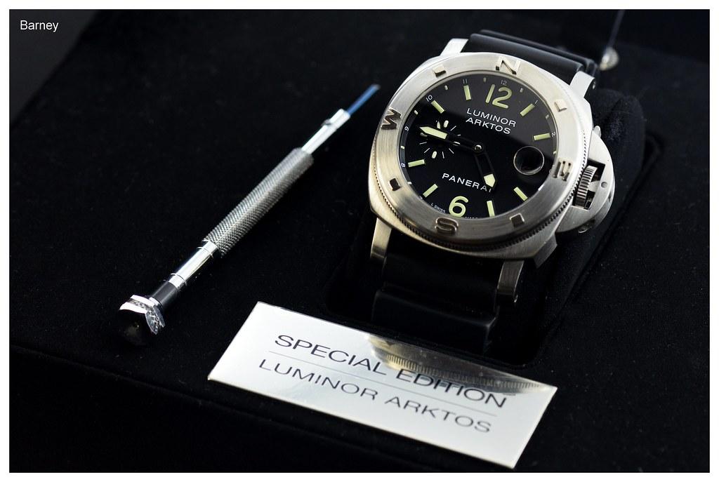 Vos montres en édition limitée et numérotée 32802558558_4e268ba367_b
