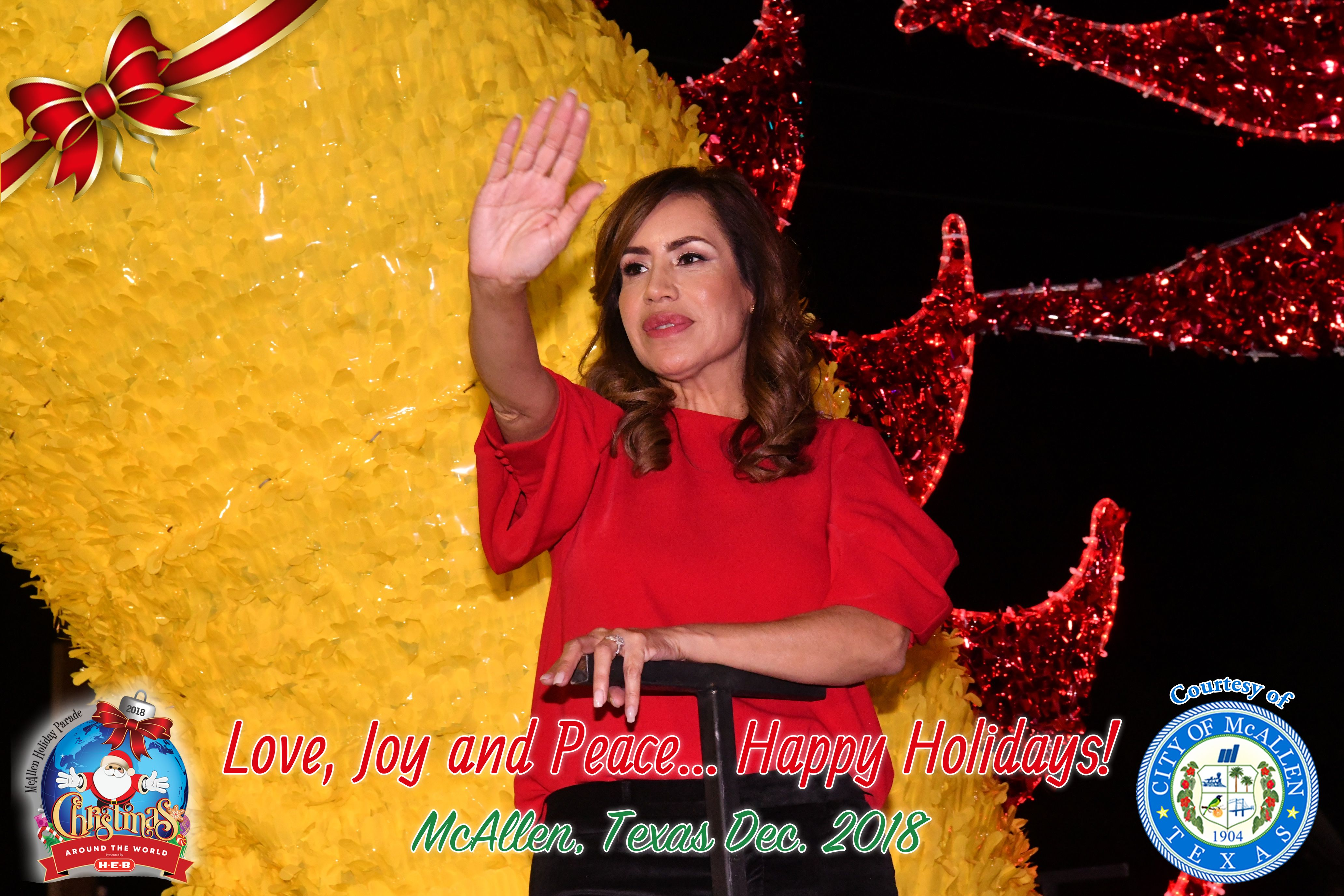 McAllen Holiday Parade 2018 — Part 3