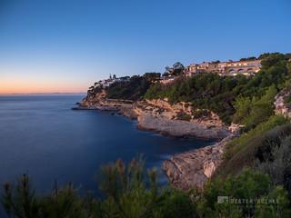 Early morning view at Sol de Majorca   by __db_