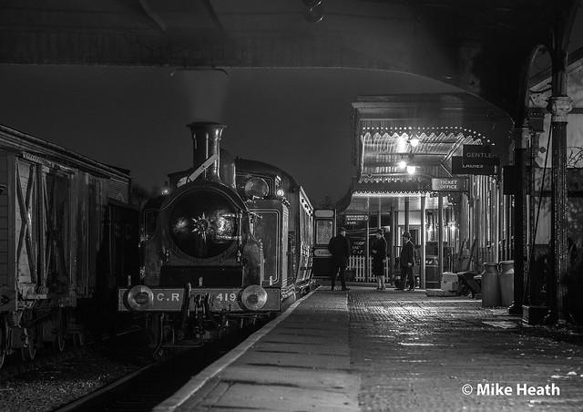419 - Bo'ness & Kinneil Railway (2)