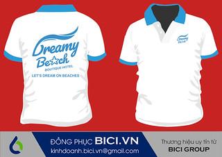áo thun đồng phục Dreamy Beach
