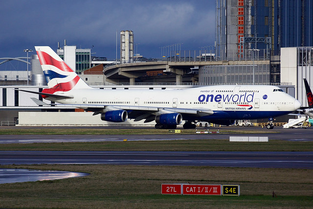 British Airways | Boeing | 747-436 | G-CIVZ
