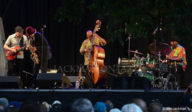Gary Bartz Quartet, Charlie Parker Jazz Festival