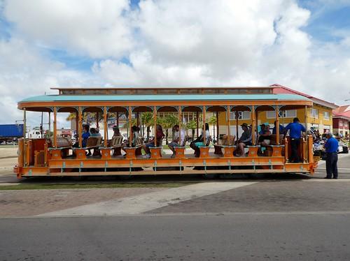 cruising cruise carnivalcruiseline caribbeancruising caribbeansea caribbeanisland aruba arubastreetcar arubatram arubus publictransit publictransportation tram trolley streetcar oranjestad oranjestadstreetcar