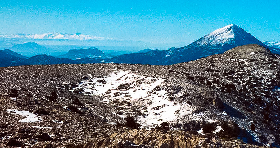 Sierra Nevada y la Sagra