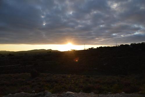 morning sunrise dali idalion ιδάλιον δάλι