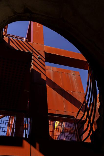 structure et contraste
