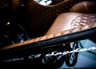 Spyker C8 Spyder #113 | by redgeecapili
