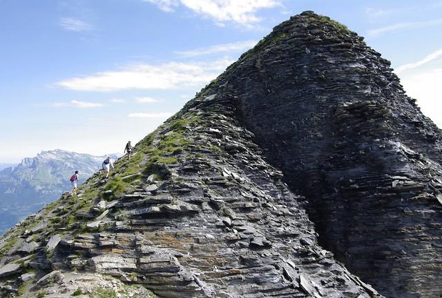 Ascension du Mont Joly