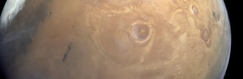 Olympus Mons - Mars Express | by jccwrt