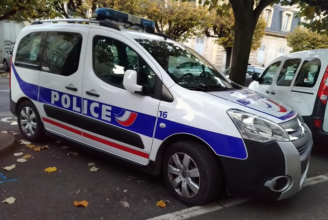 Citroen Berlingo Police