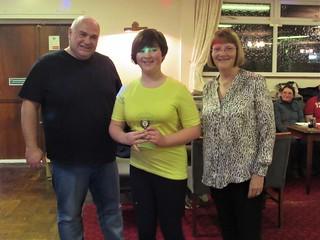 Heather Rowe – Para Athletics Achievement Award