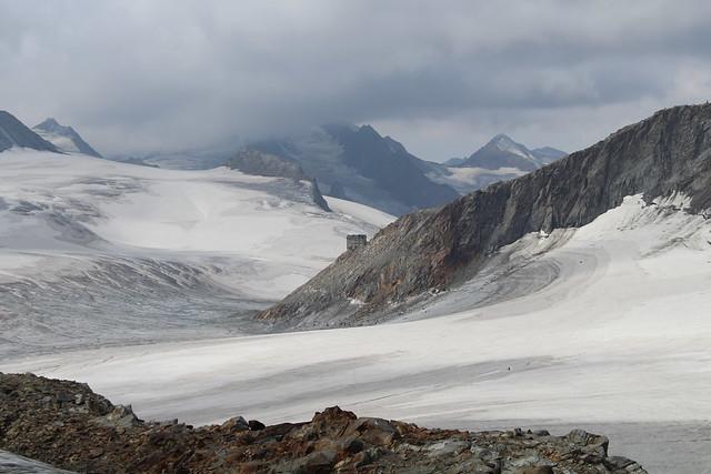 Ötztaler Alpen, Basiscursus C1 sneeuw en ijs