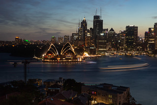 Sydney Harbor | by Jamie_Griffin