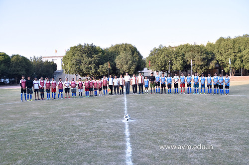Inter House Football Competition 2018-19 11 (5) | by Atmiya Vidya Mandir