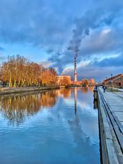 Picturesque Cloud Manufactory