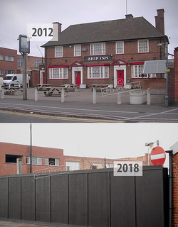 SHIP INN  Soar Lane  2012 - 2018