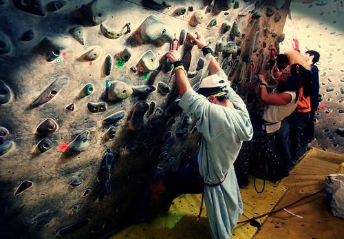 Fantasyclimbing corso di arrampicata il deposito di zio Paperone 42