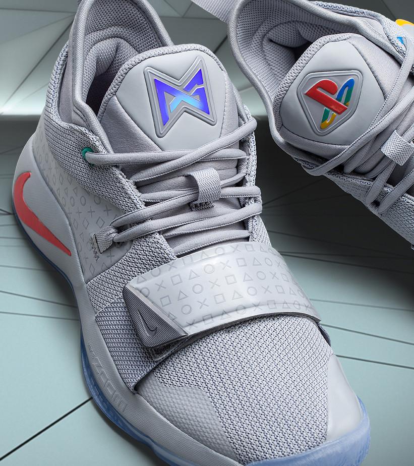 wholesale dealer 2cc7a 2eac4 Nike PG 2.5 x PlayStation Colorway   PlayStation.Blog   Flickr
