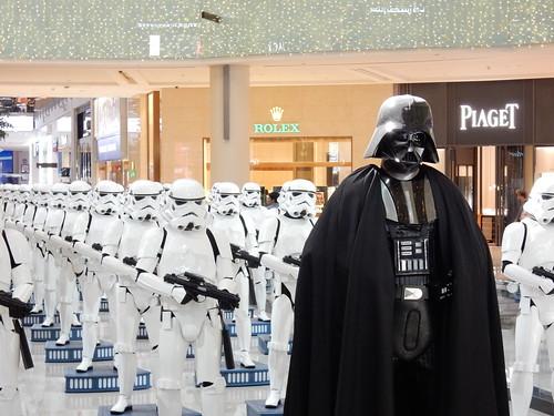 Dubai Mall - Star Wars