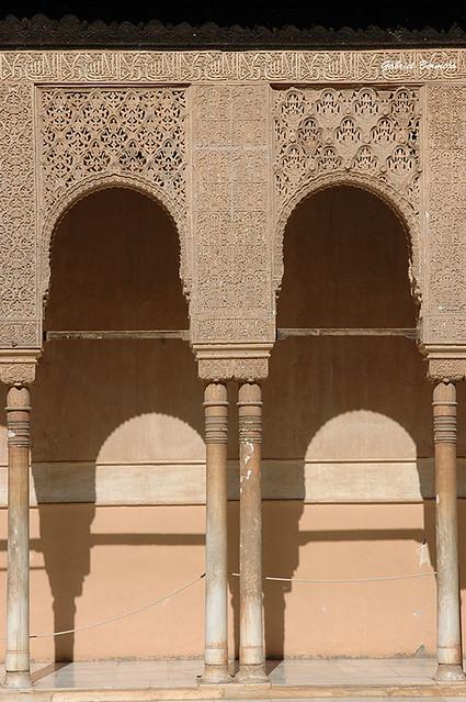 Arcos, luces y sombras - Granada