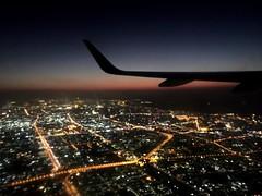 Arabian Gulf over Sharjah