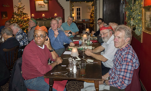 ISA Christmas Party 2018