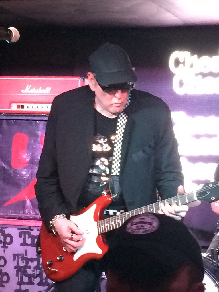 Cheap Trick - Cavern Club Liverpool 16-Dec-2018