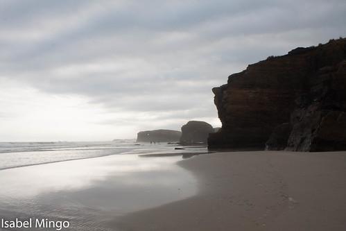 Playa Las Catedrales   by Isabel Mingo