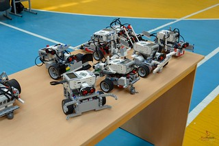 RudRobot Competition - 2017