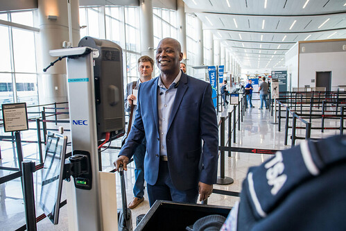 Customer uses facial recognition as identification at TSA security checkpoint | by DeltaNewsHub