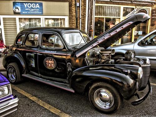 Classic Car Show Event - Phoenix  New York - Oswego County - Custom Chevy 4 Doors | by Onasill ~ Bill Badzo