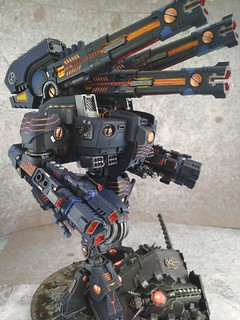 KX139 Taunar Supremacy Armour with Battlesuit Commander00021 | by Wargaming Mamas