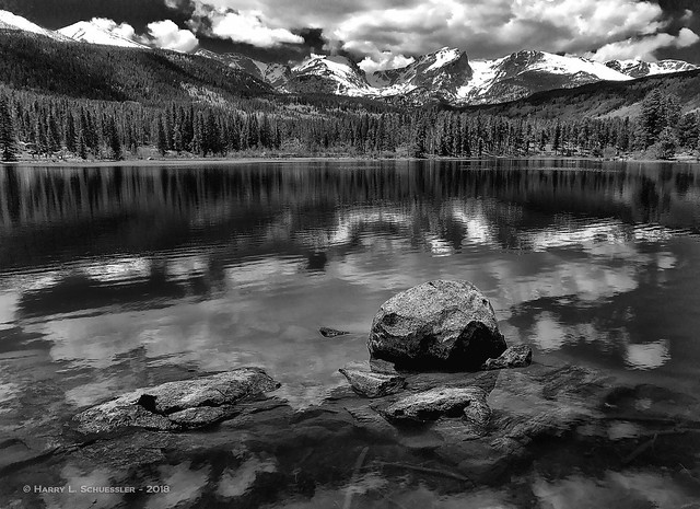 Sprague Lake Reflections