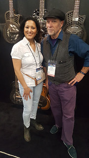 Steve-James-at-NAMM-Show-20 | by Crossroads Music - Port Townsend, WA