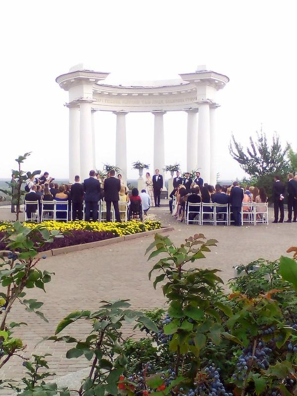 2018.09.08 Свадьба на Белой Беседке в Полтаве
