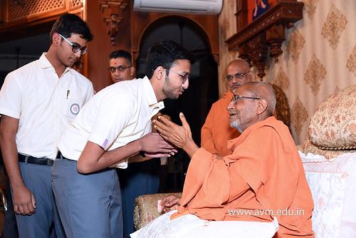 Std-10-11-12-visit-to-Haridham-for-Swamishree's-Blessings-(50)   by Atmiya Vidya Mandir