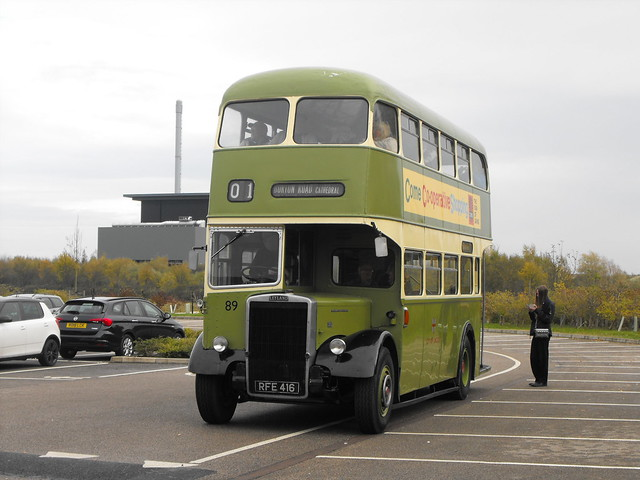 89, RFE 416, Leyland Titan, Roe Body (2)