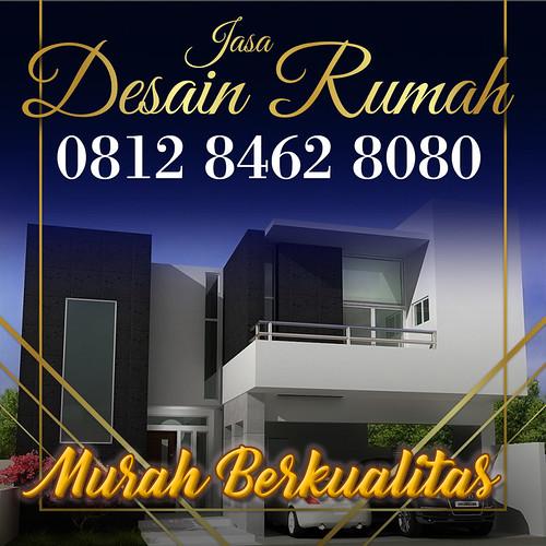 PROFESSIONAL, 0812 8462 8080 (Call/WA), Jasa Arsitek Rumah Tinggal Jakarta