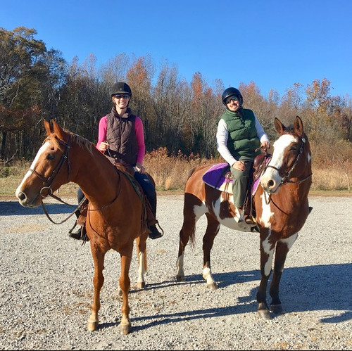 Fall ride at Powhatan State Park | by vastateparksstaff