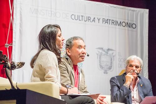 Conversatorio Haruki Murakami (5 de 12) | by ministerioculturaypatrimonio