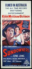 the sundowners film poster